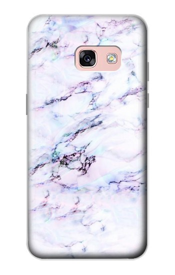 Printed Seamless Pink Marble Samsung Galaxy A3 (2017) Case