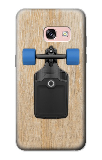 Printed Skateboard Samsung Galaxy A3 (2017) Case