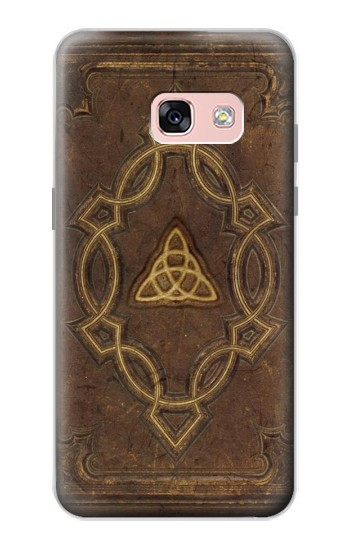 Printed Spell Book Cover Samsung Galaxy A3 (2017) Case