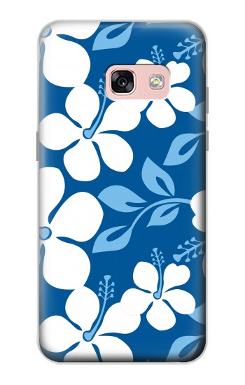 Printed Hawaii Blue Pattern Samsung Galaxy A3 (2017) Case