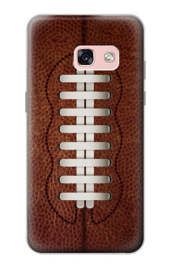 Printed Leather Vintage Football Samsung Galaxy A3 (2017) Case