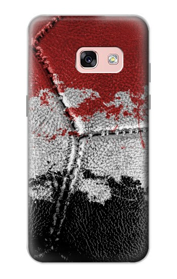Printed Egypt Flag Vintage Football 2018 Samsung Galaxy A3 (2017) Case