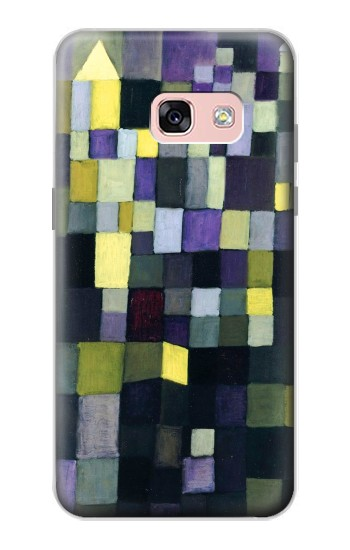 Printed Paul Klee Architecture Samsung Galaxy A3 (2017) Case