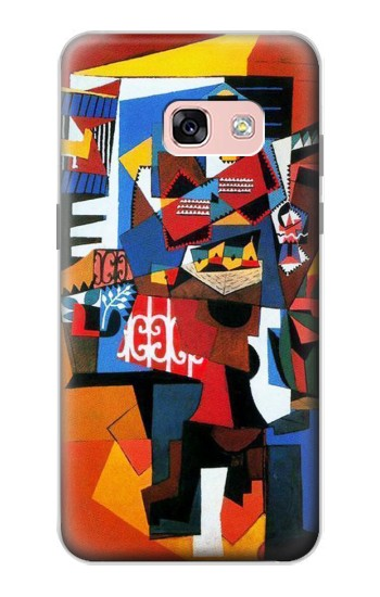 Printed Picasso The Bird Cage Samsung Galaxy A3 (2017) Case