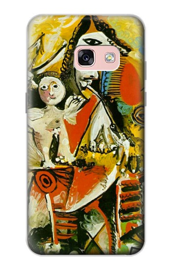 Printed Picasso Painting Cubism Samsung Galaxy A3 (2017) Case