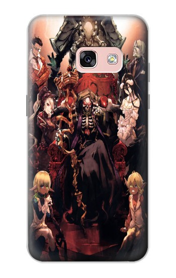 Printed Overlord Ainz Ooal Gown Samsung Galaxy A3 (2017) Case