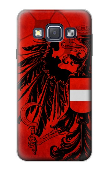 Printed Austria Football Flag Samsung Galaxy A3, A3 Duos Case