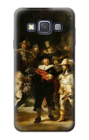 Printed The Night Watch Rembrandt Samsung Galaxy A3, A3 Duos Case