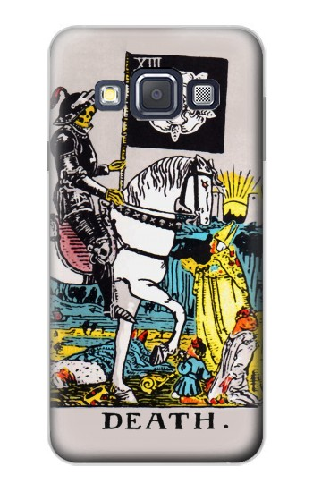 Printed Tarot Card Death Samsung Galaxy A3, A3 Duos Case