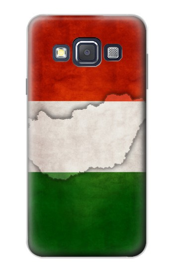 Printed Hungary Flag Samsung Galaxy A3, A3 Duos Case