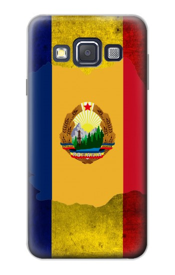 Printed Romania Flag Samsung Galaxy A3, A3 Duos Case