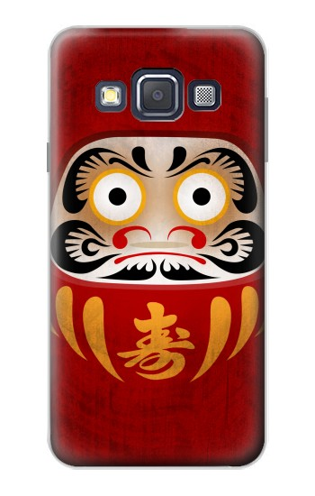 Printed Japan Good Luck Daruma Doll Samsung Galaxy A3, A3 Duos Case