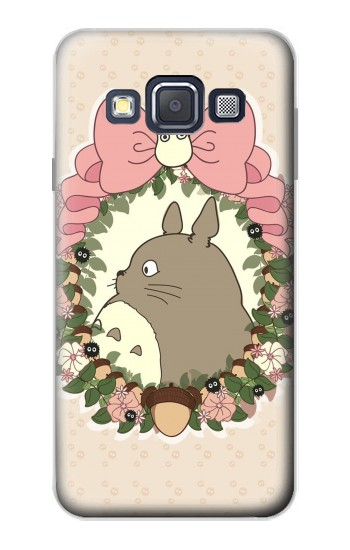 Printed My Neighbor Totoro Wreath Samsung Galaxy A3, A3 Duos Case