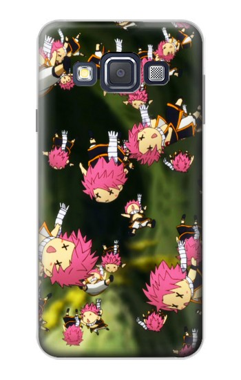 Printed Fairy Tail Little Natsu Fall Samsung Galaxy A3, A3 Duos Case