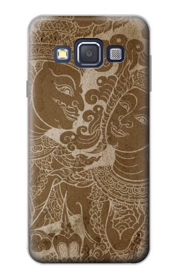 Printed Thai Traditional Art Samsung Galaxy A3, A3 Duos Case
