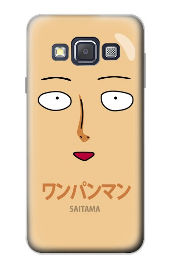 Printed Saitama One Punch Man Samsung Galaxy A3, A3 Duos Case
