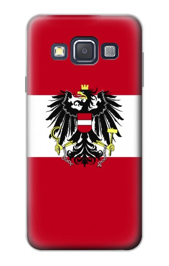 Printed Variant flag of Austria Samsung Galaxy A3, A3 Duos Case