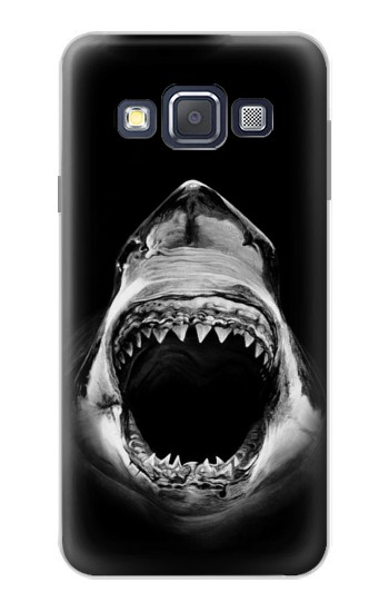 Printed Great White Shark Samsung Galaxy A3, A3 Duos Case