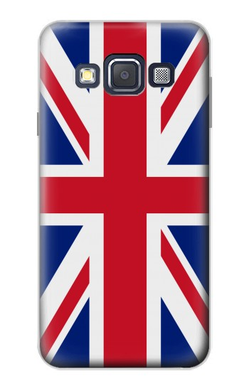 Printed Flag of The United Kingdom Samsung Galaxy A3, A3 Duos Case
