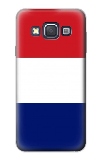 Printed Flag of France and the Netherlands Samsung Galaxy A3, A3 Duos Case