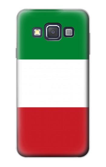 Printed Flag of Italy and Mexico Samsung Galaxy A3, A3 Duos Case