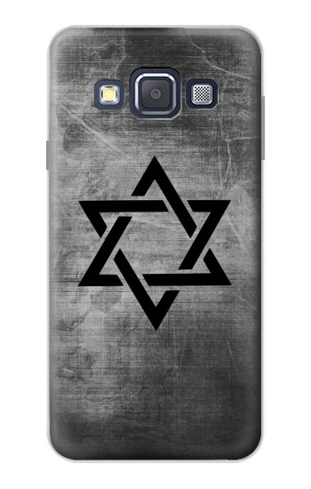 Printed Judaism Star of David Symbol Samsung Galaxy A3, A3 Duos Case