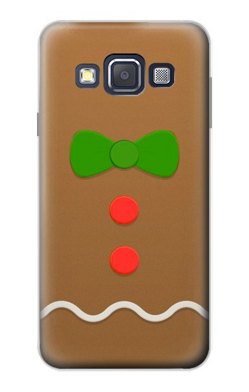 Printed Gingerbread Man Samsung Galaxy A3, A3 Duos Case