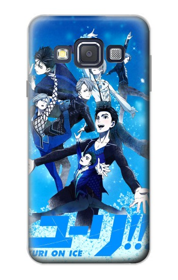 Printed Yuri On Ice Samsung Galaxy A3, A3 Duos Case