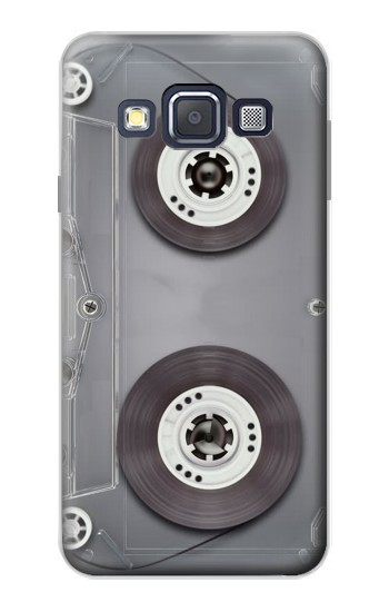 Printed Cassette Tape Samsung Galaxy A3, A3 Duos Case