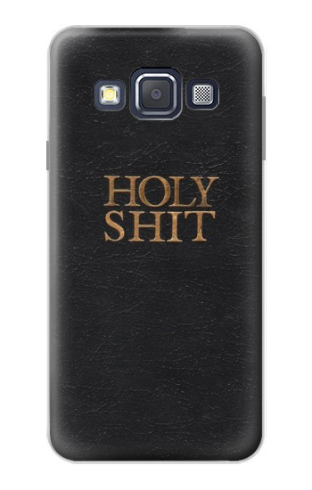 Printed Funny Holy Shit Samsung Galaxy A3, A3 Duos Case
