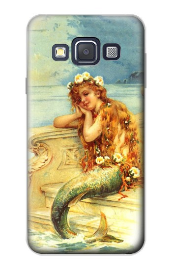 Printed Little Mermaid Painting Samsung Galaxy A3, A3 Duos Case