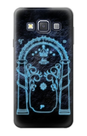 Printed Lord of The Rings Mines of Moria Gate Samsung Galaxy A3, A3 Duos Case