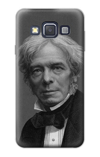 Printed Michael Faraday Samsung Galaxy A3, A3 Duos Case