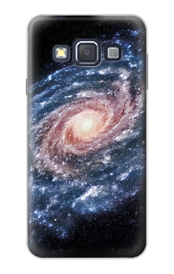 Printed Milky Way Galaxy Samsung Galaxy A3, A3 Duos Case