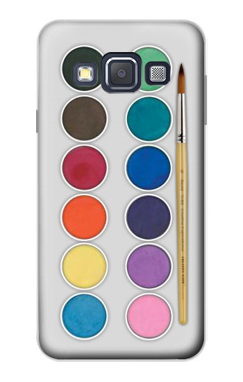Printed Mixing Color Plate Samsung Galaxy A3, A3 Duos Case