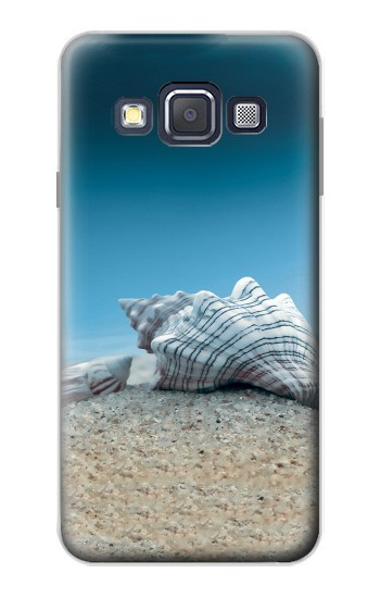 Printed Sea Shells Under the Sea Samsung Galaxy A3, A3 Duos Case