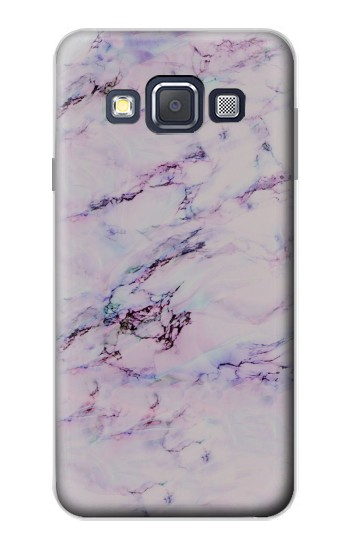 Printed Seamless Pink Marble Samsung Galaxy A3, A3 Duos Case