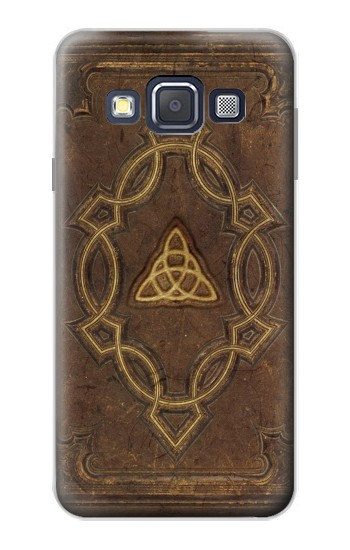 Printed Spell Book Cover Samsung Galaxy A3, A3 Duos Case