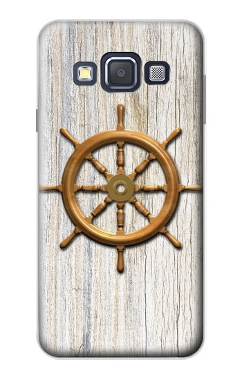 Printed Steering Wheel Ship Samsung Galaxy A3, A3 Duos Case