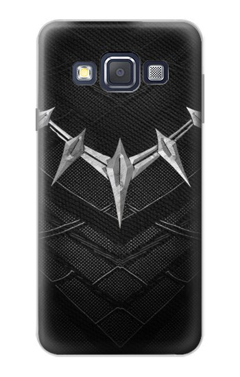 Printed Black Panther Inspired Costume Necklace Samsung Galaxy A3, A3 Duos Case