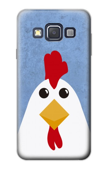 Printed Chicken Cartoon Samsung Galaxy A3, A3 Duos Case
