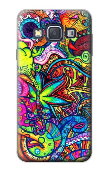 Printed Colorful Art Pattern Samsung Galaxy A3, A3 Duos Case