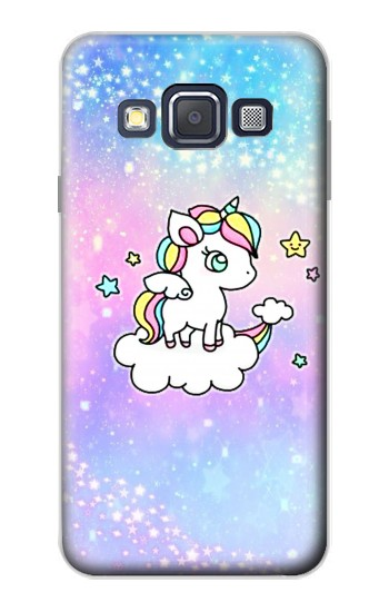 Printed Cute Unicorn Cartoon Samsung Galaxy A3, A3 Duos Case