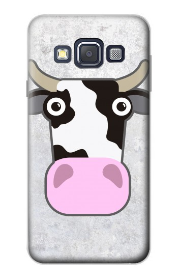 Printed Cow Cartoon Samsung Galaxy A3, A3 Duos Case