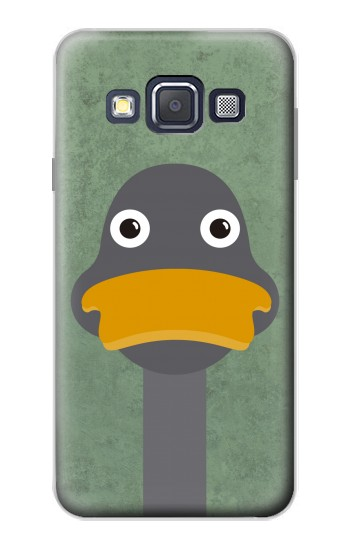 Printed Duck Cartoon Samsung Galaxy A3, A3 Duos Case