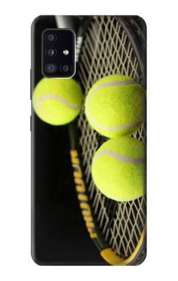 Printed Tennis Samsung Galaxy A41 Case