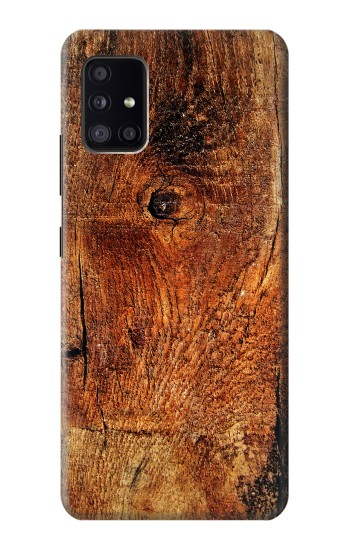 Printed Wood Skin Graphic Samsung Galaxy A41 Case