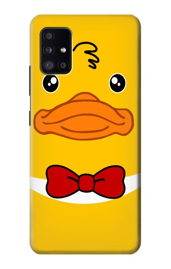 Printed Yellow Duck Samsung Galaxy A41 Case
