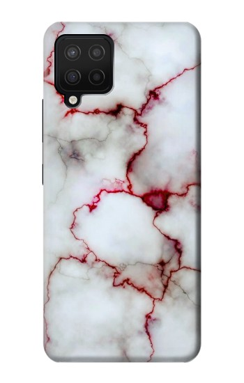 Printed Bloody Marble Samsung Galaxy A42 5G Case