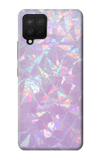 Printed Iridescent Holographic Photo Printed Samsung Galaxy A42 5G Case